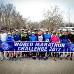 Silvana Camelio mantiene el liderato del World Marathon Challenge tras ganar etapa europea
