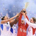 Ziomara Morrison ganó la Copa de Polonia junto al Wisla Can-Pack Krakow