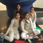 Seleccionados nacionales juveniles de esgrima logran positivos resultados en Europa