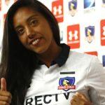 Daniela Seguel firmó acuerdo de patrocinio con Colo Colo