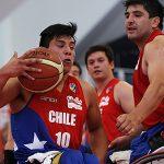 Chile Sub 23 cayó en su debut por el Premundial de Básquetbol en Silla de Ruedas