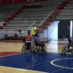 La Roja Sub 23 de básquetbol en silla de ruedas se prepara para el Premundial