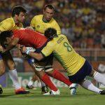 Chile cayó ante Brasil en su debut por el Americas Rugby Championship 2017