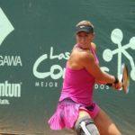 Alexa Guarachi avanzó a segunda ronda de la qualy del ITF de Charleston