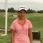 Antonia Matte obtuvo el vicecampeonato de damas en el Torneo El Federal