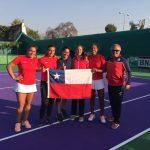 Chile derrota a Brasil y jugará la final de la Zona I Americana de la Fed Cup 2017