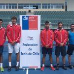 Nicolás Jarry abrirá la serie de Copa Davis entre Chile y República Dominicana