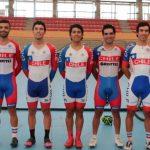 Selección Chilena se prepara para disputar la Copa del Mundo de Ciclismo en Pista