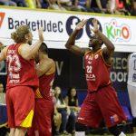 Los Leones y Español de Talca ganan su primer partido de semifinales en Conferencia Centro de la LNB