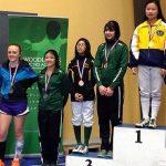 Katina Proestakis obtuvo el tercer lugar en el Badawi Challenge de USA