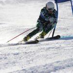 Martín Anguita obtuvo el puesto 44 en la prueba de slalom del Mundial de Ski Alpino