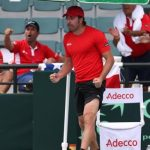 Nicolás Massú entregó la nómina del equipo chileno de Copa Davis que enfrentará a Ecuador