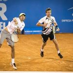 Julio Peralta y Horacio Zeballos avanzaron a la segunda ronda de dobles en Roland Garros