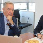 Eliseo Salazar propuso al Ministro del Deporte traer a Chile la Fórmula E