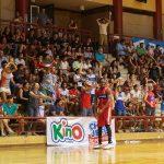 Universidad Católica derrotó a Puente Alto por el Triangular Centro de la Liga Nacional de Básquetbol