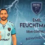 Emil Feuchtmann es el nuevo refuerzo del Nancy de Francia