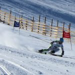 Seleccionados nacionales realizan una buena actuación en el Mundial Juvenil de Ski Alpino