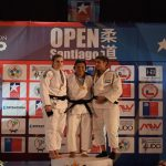 Chile finaliza con dos oros el Panamerican Open Judo Santiago 2017