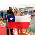 Bárbara Hernández logra medalla de oro en última fecha de la Copa del Mundo de Aguas Gélidas