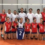 Chile cayó ante Cuba en los cuartos de final de la Copa Panamericana U18 de Volleyball Femenino
