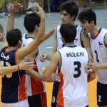 Selección Chilena U19 de Volleyball Masculino obtuvo el vicecampeonato en torneo internacional en Rancagua