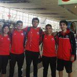 Selección Chilena viaja este lunes al Panamericano de Bádminton en Cuba
