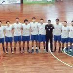 Chile jugará por el tercer lugar del Panamericano Junior Masculino de Handball