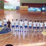 Chile cayó ante Brasil en el Panamericano Junior Masculino de Handball