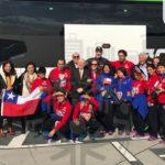 Chile suma cinco medallas en las Olimpiadas Especiales de Invierno