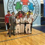 Chile suma tres medallas tras primer día del Open Buenos Aires de Judo
