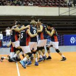 Chile clasificó al Mundial U19 Masculino de Volleyball 2017