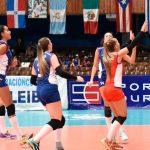 Chile debutó con un triunfo en la Copa Panamericana U18 Femenina de Volleyball