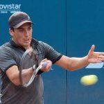 Cristóbal Saavedra avanzó a cuartos de final de dobles del Futuro 8 de España