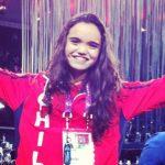 Francisca Castro logra nuevos récords chilenos de natación en España