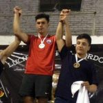 Chile obtuvo nueve medallas en el Open Córdoba de lucha olímpica