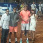 Nicolás Jarry y Tomás Barrios ganaron el título de dobles del Challenger Cachantun Open