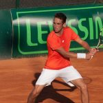 Juan Carlos Sáez avanzó a cuartos de final de dobles en Israel