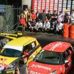 Este jueves se realizó el lanzamiento de la TOTAL TP Race by Dunlop 2017