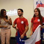 Matías Pino será el abanderado chileno en los Juegos Parapanamericanos Juveniles