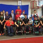 Nuevos récords se registraron en la primera fecha del Campeonato Nacional de Para Powerlifting
