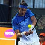 Nicolás Jarry cayó en primera ronda del Challenger de Floridablanca