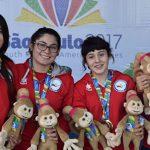 Natación entrega tres oros para Chile en primer día de los Juegos Parapanamericanos Juveniles