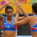 Dupla Rivas/Mardones hace positivo balance de su actuación en el Circuito Sudamericano de Volleyball Playa