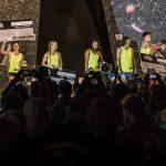 Soho y Facundo Langbehn se subieron al podio del The North Face Master de Boulder