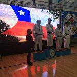 Thomas Briceño obtuvo medalla de oro en el Open Buenos Aires de Judo