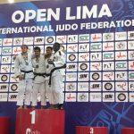 Thomas Briceño logró medalla de oro en el Open Lima de Judo