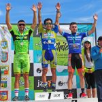 Cristián Ojeda ganó la primera etapa de la Vuelta Ciclista a Chiloé 2017