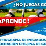 Federación Chilena invita a aprender golf con su Programa de Iniciados