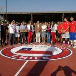 Comité Olímpico de Chile dona multicancha a colegio de Recoleta