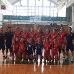 Selección Chilena Sub 18 Femenina de Volleyball disputó un triangular internacional en Buenos Aires